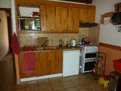 accom kitchen area