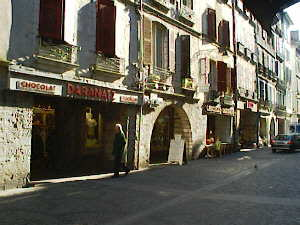 bayonne rue
