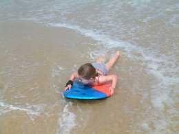 swim lorna